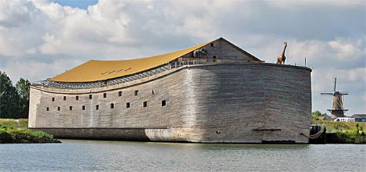 proxy - The Full-Scale Present-Day Noah's Ark - Tira-Pasagad | Saksak-Sinagol